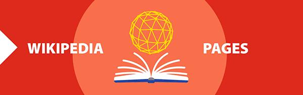 menu wikipedia pages